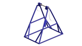 Floor Stand For HAY Pulley